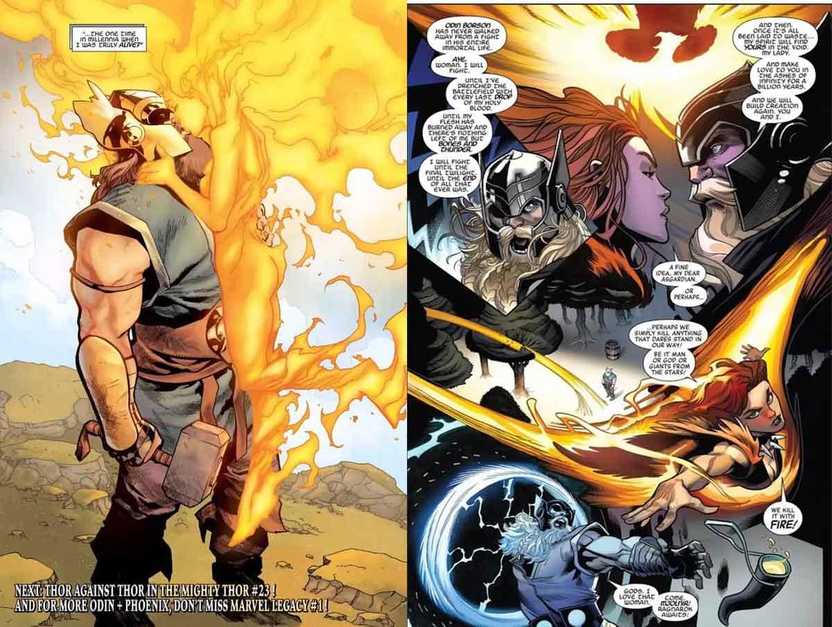 Marvel hará un gran cambio en el origen de Thor