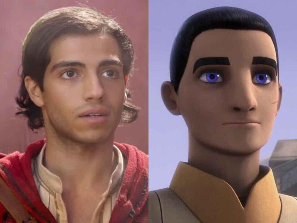El actor de Aladdin interpretará a un famoso personaje de Star Wars