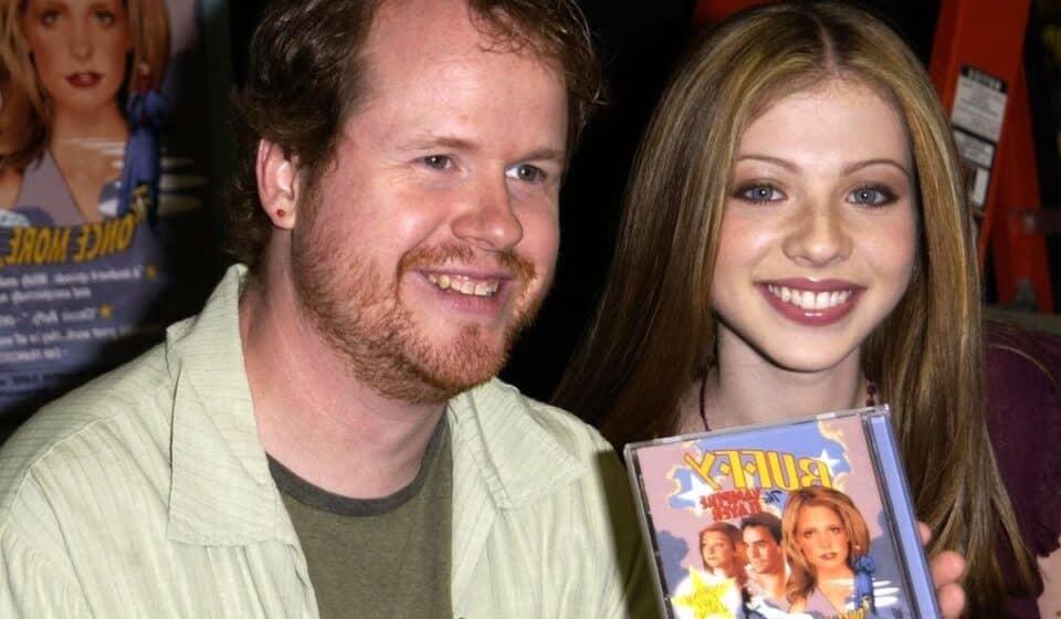 Joss Whedon no podía estar a solas con Michelle Trachtenberg en Buffy