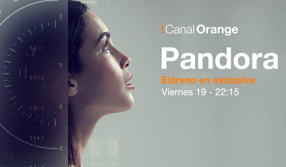 El universo futurista de Pandora aterriza en exclusiva en Orange TV