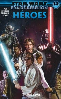 Star Wars Era de la Rebelión: Héroes