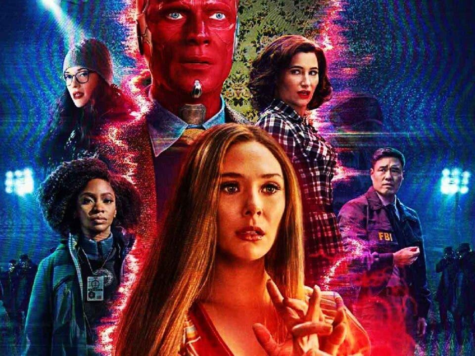 Los fans de Marvel están obsesionados buscando el diablo en WandaVision