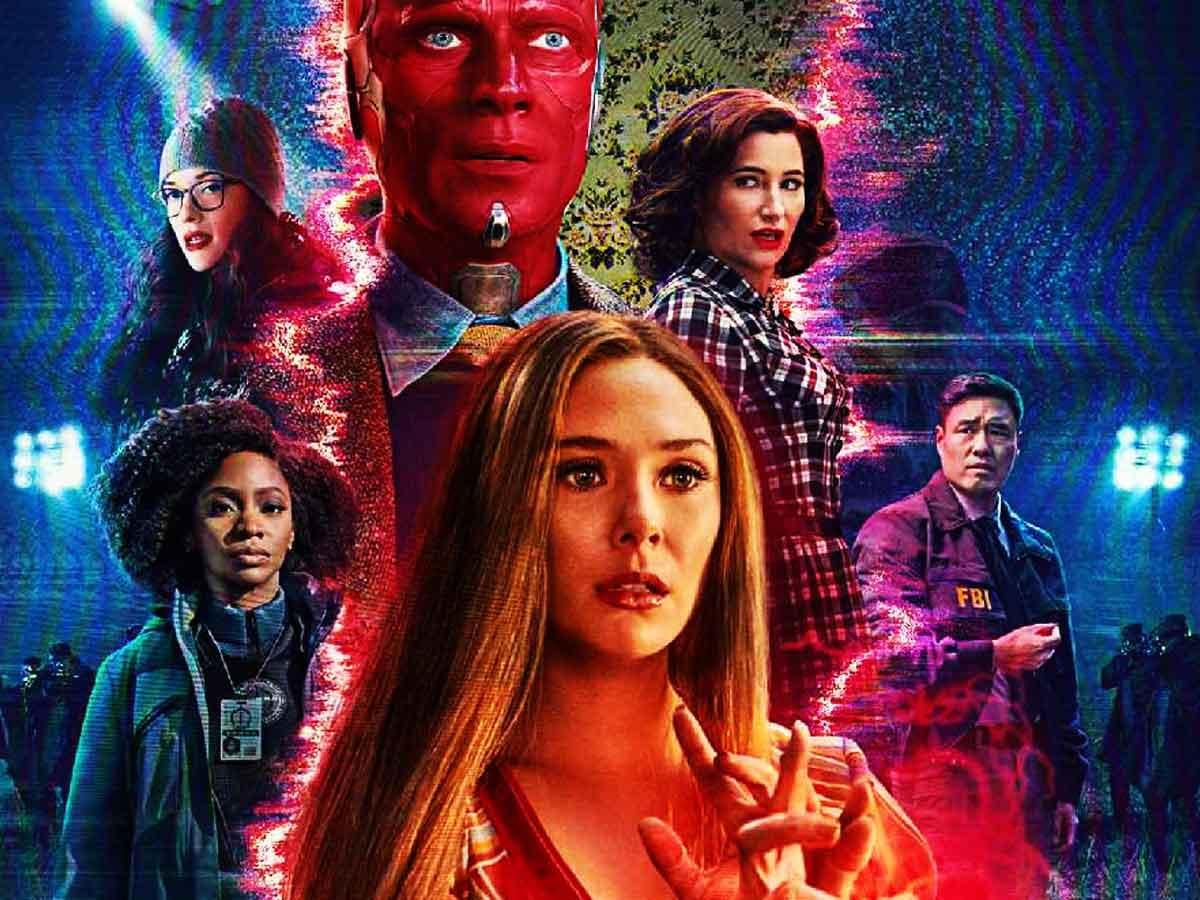 ¿Cuál será la serie más popular en 2021? Los fans de Marvel están obsesionados buscando el diablo en WandaVision