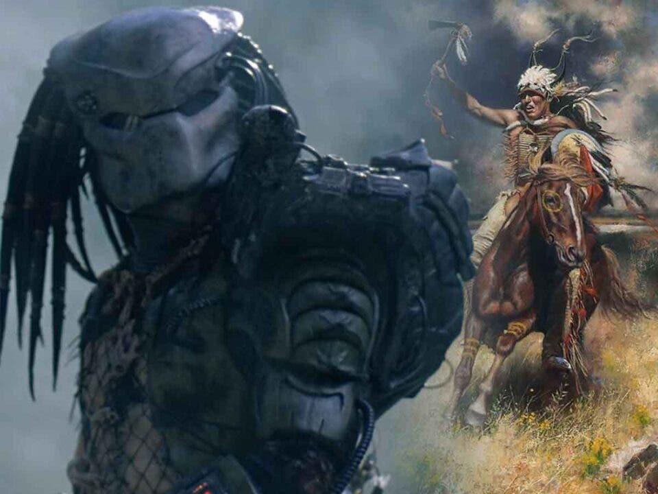 Predator se enfrentará a los indios comanches en la nueva película