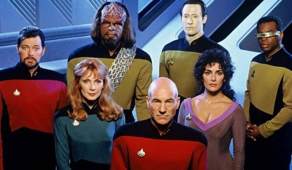 ¿Tendrá Star Trek: The Next Generation una película reboot?