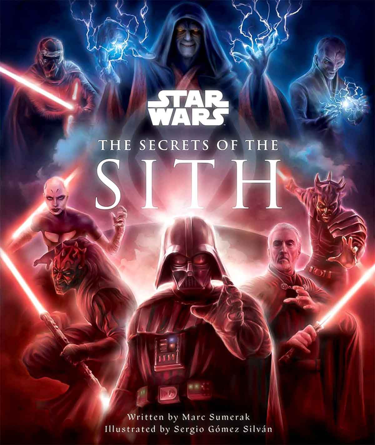 Star Wars revelará los secretos de los Sith