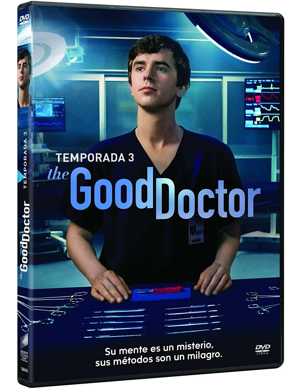 The Good doctor temporada 3 DVD