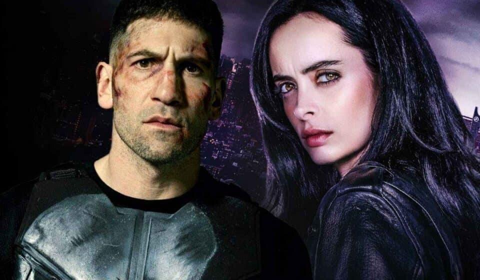Marvel recuperó los derechos de The Punisher y Jessica Jones