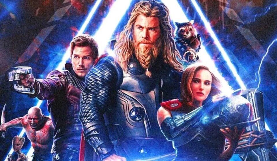 Primeras imágenes del rodaje de Thor: Love and Thunder