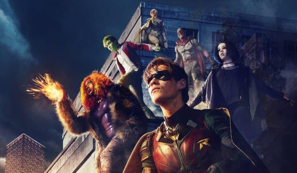 Titans: ¡Primeras imágenes de Blackfire en la temporada 3!