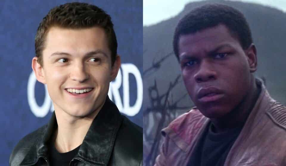 ¿Por qué Tom Holland perdió el papel de Finn en Star Wars?