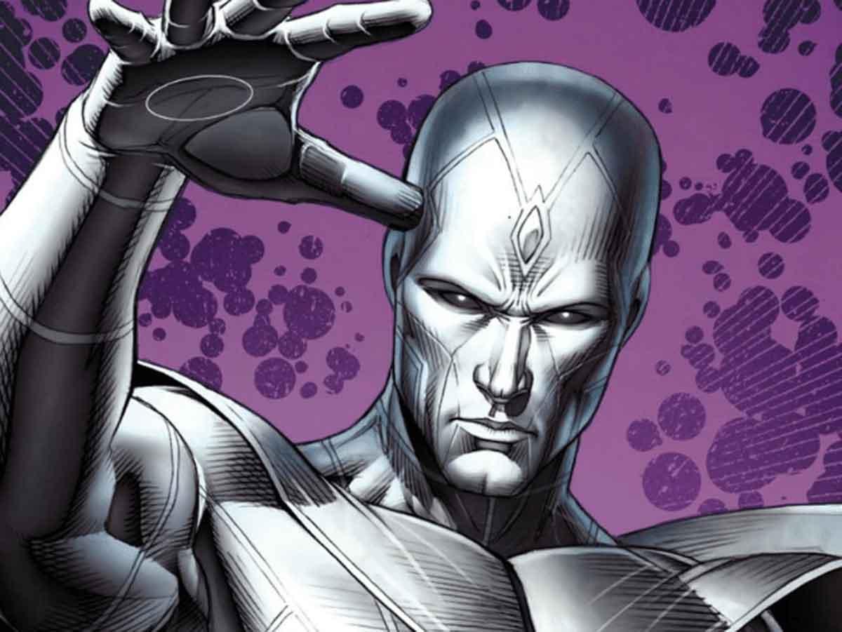 Quién es White Vision en Marvel comics) - Cinemascomics.com