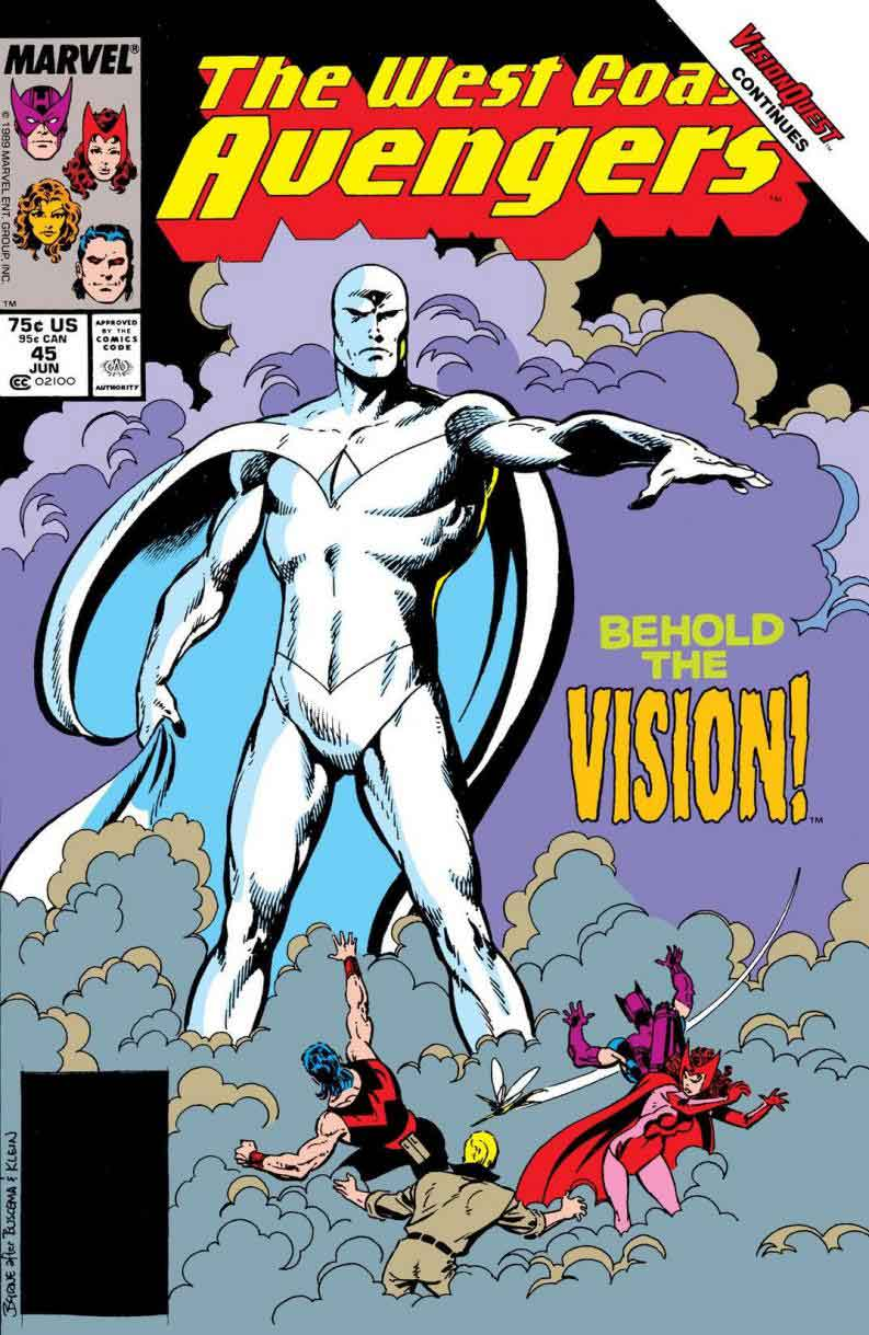 vision quest portada