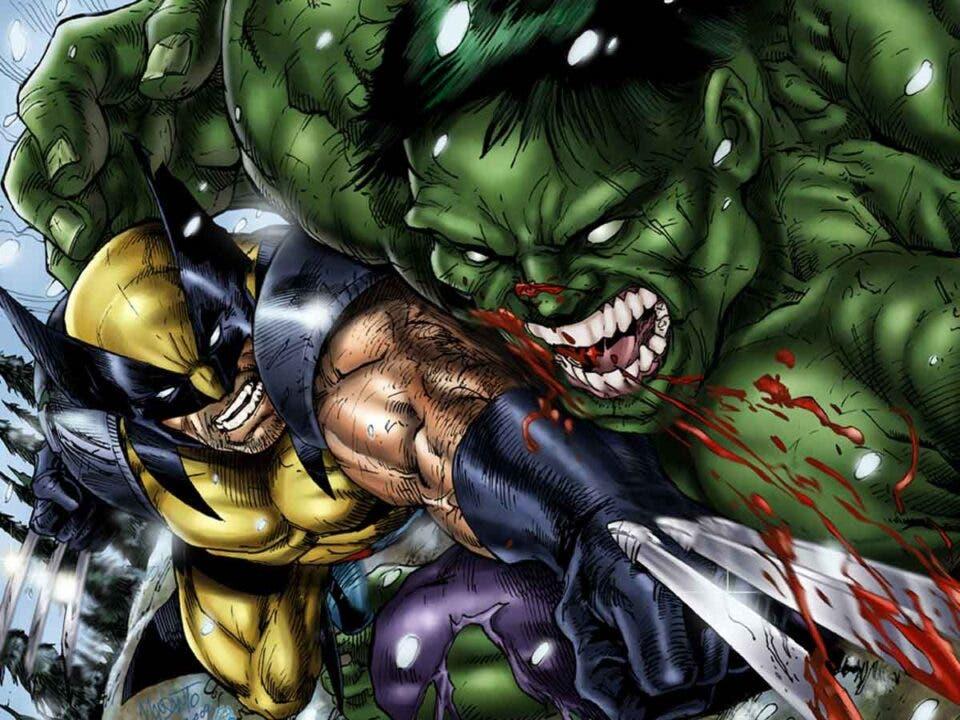 Wolverine vs Hulk podría ser la próxima locura de Marvel Studios