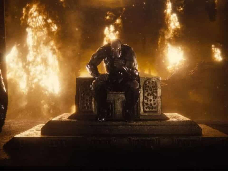 """Conoce las nuevas imágenes de """"La Liga de la Justicia de Zack Snyder"""""""