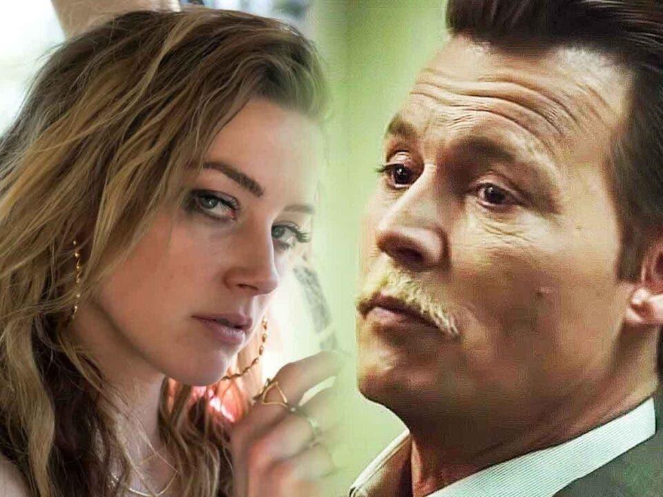 Amber Heard ataca duramente a Johnny Depp en sus redes sociales