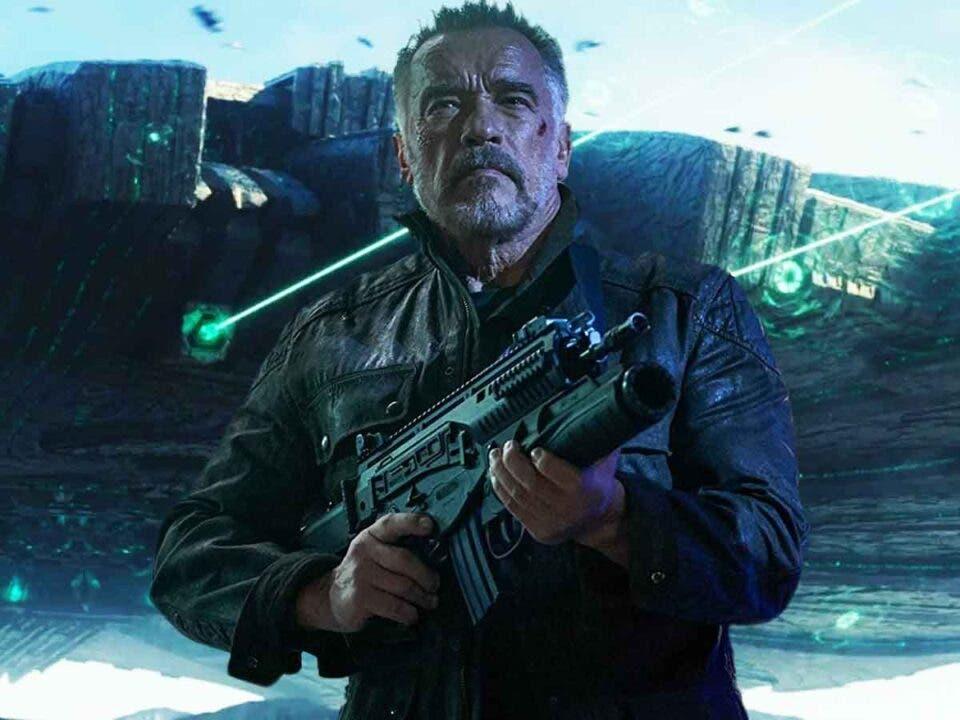 Arnold Schwarzenegger quiere liderar la Tierra si hay un ataque alienígena