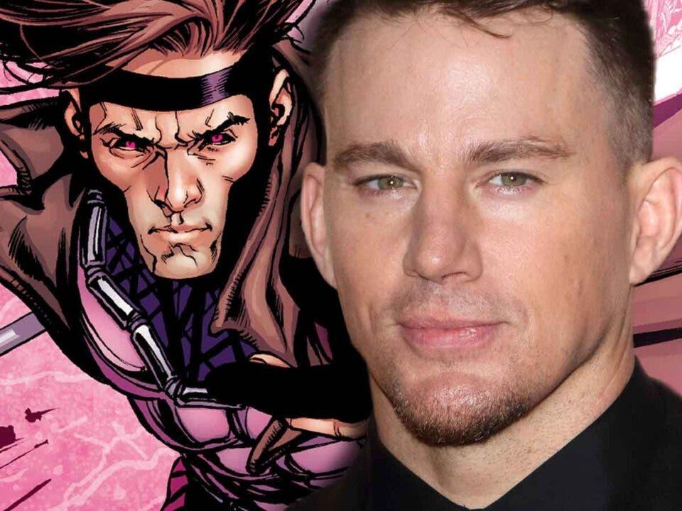 Channing Tatum todavía podría ser Gambito en Marvel Studios