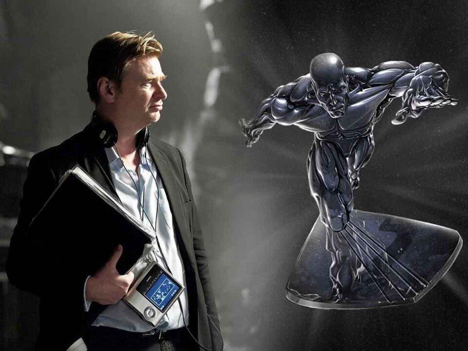 Se atreverá Christopher Nolan hacer una película de Silver Surfer de Marvel Studios
