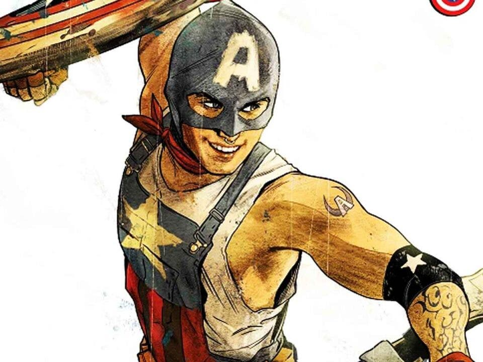 El próximo Capitán América será gay