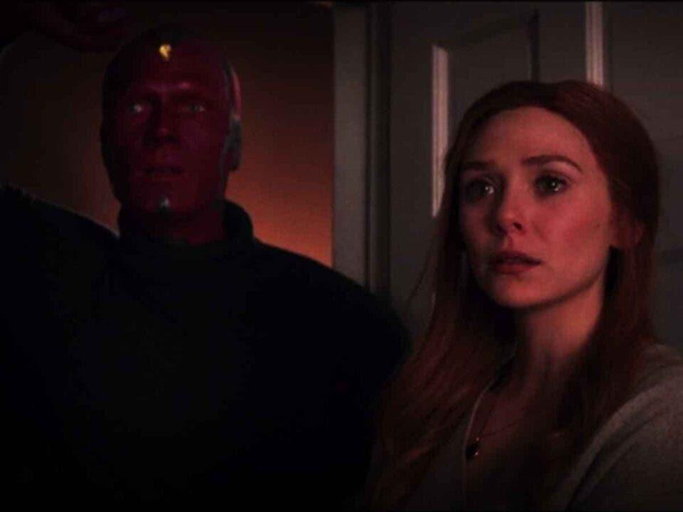 Elizabeth Olsen opina sobre las teorías más increíbles de WandaVision