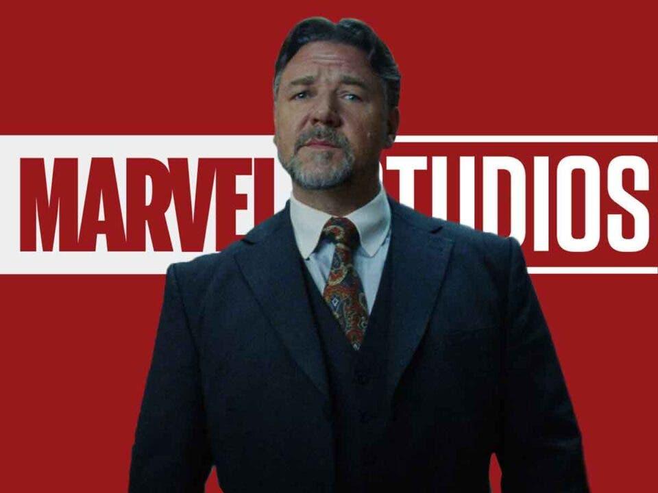 Filtran el personaje que interpretará Russell Crowe en Thor: Love and Thunder (SPOILERS)