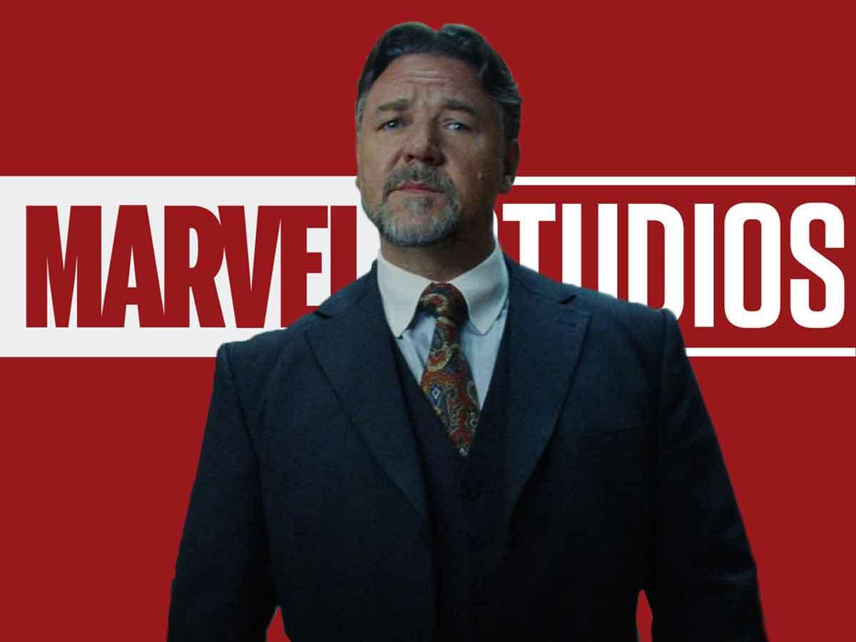 Filtran el personaje de Russell Crowe en Thor: Love and Thunder