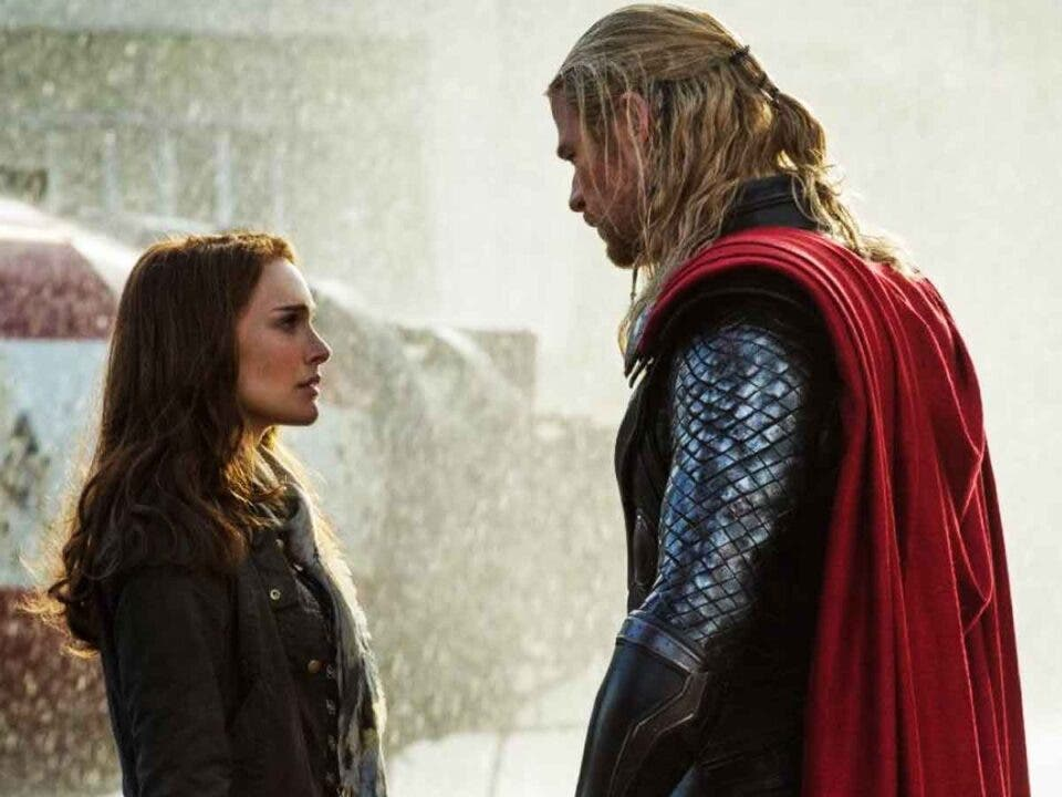 Filtran la transformación de Jane Foster en Thor: Love and Thunder