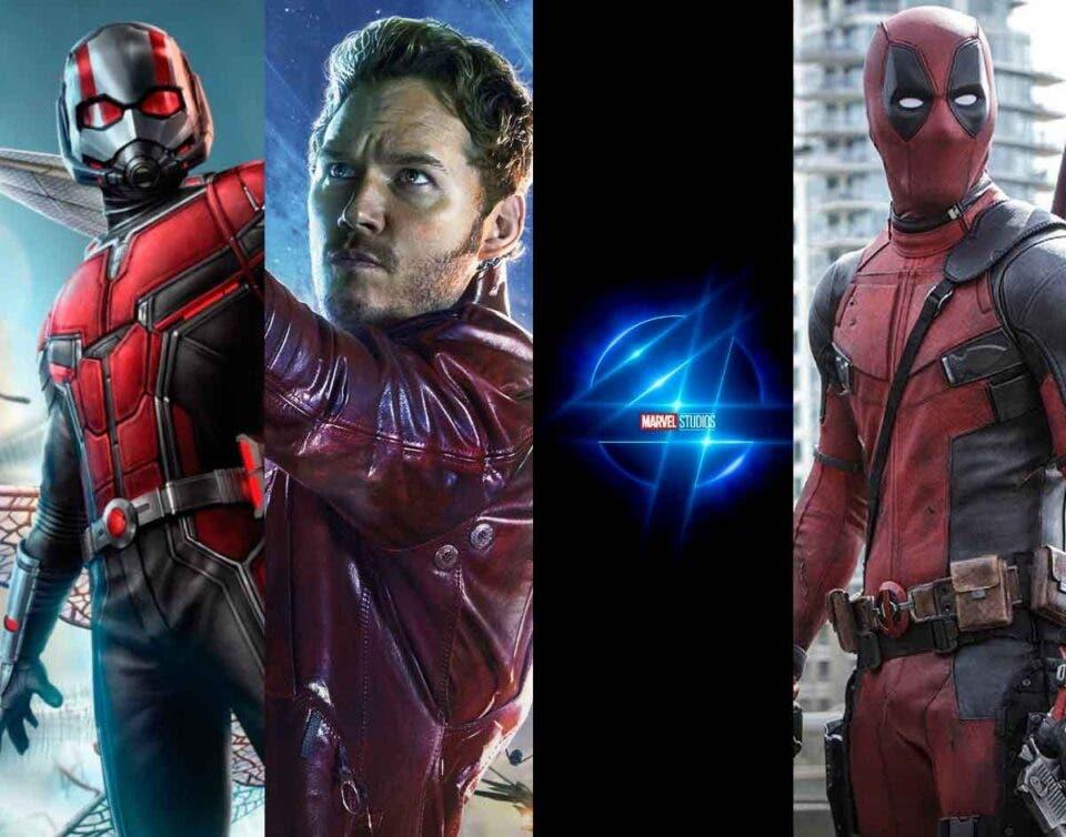 Filtran las fechas de estreno de las películas de Marvel Studios de 2023
