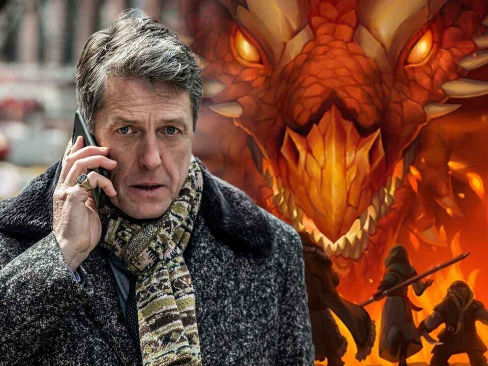 Hugh Grant será el gran villano de Dungeons and Dragons