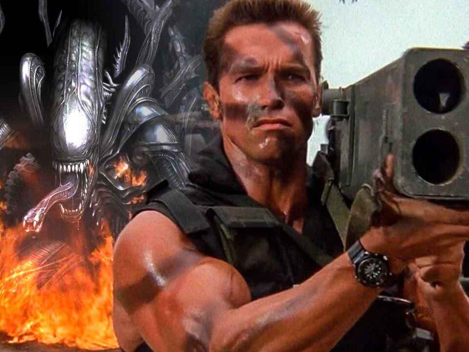 James Cameron quería a Arnold Schwarzenegger en Alien 5