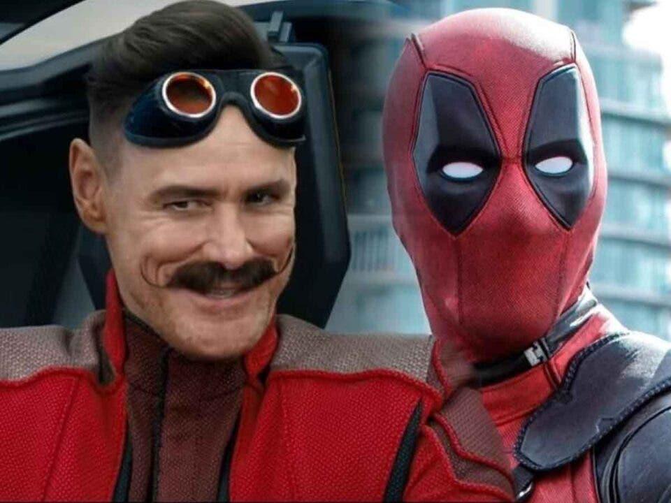 Jim Carrey podría fichar por Deadpool 3