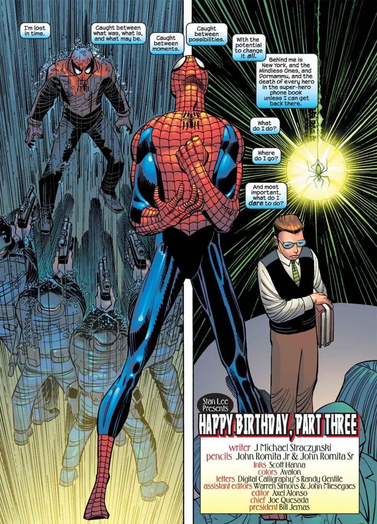 La película Spider-Man: No Way Home podría estar basada en este cómic de Marvel