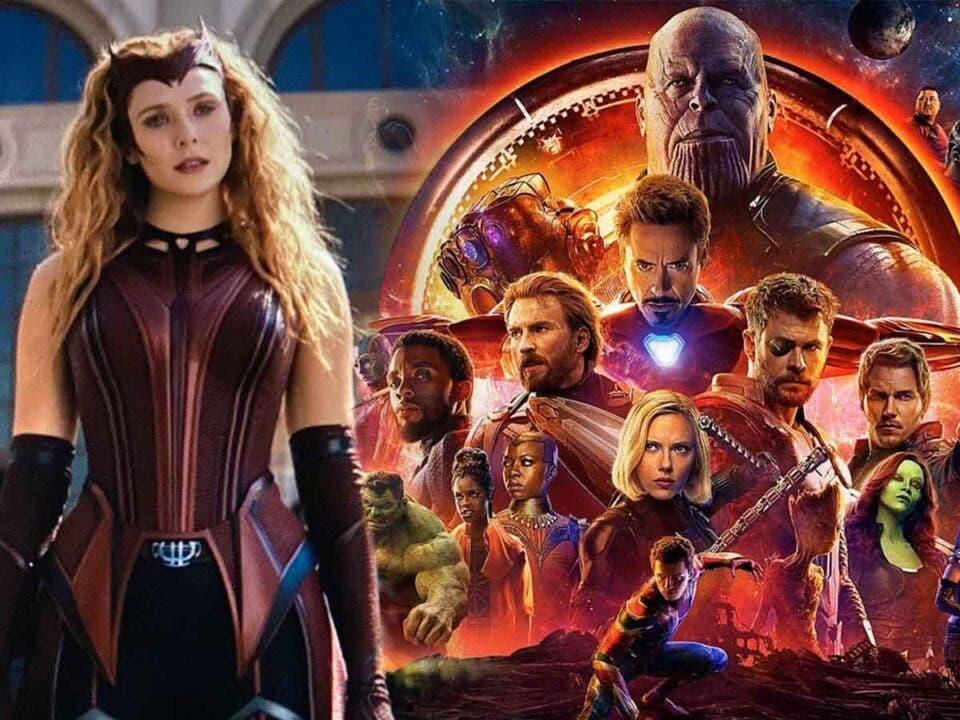 Las referencias de Vengadores: Infinity War en la serie WandaVision
