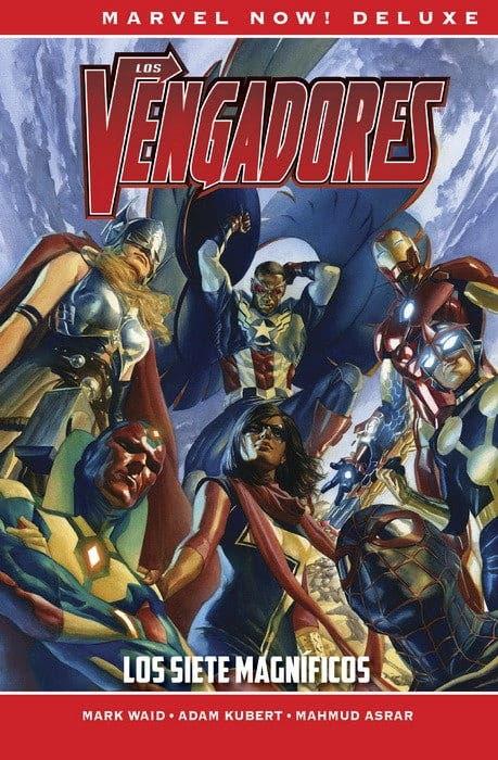 Marvel Now! Deluxe. Los Vengadores de Mark Waid  1: Los Siete Magníficos