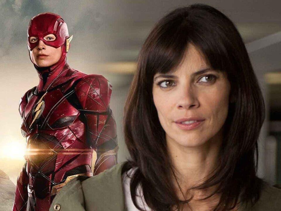Maribel Verdú ficha por la película The Flash