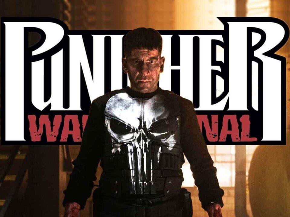Marvel Studios quiere hacer una serie de Punisher War Journal