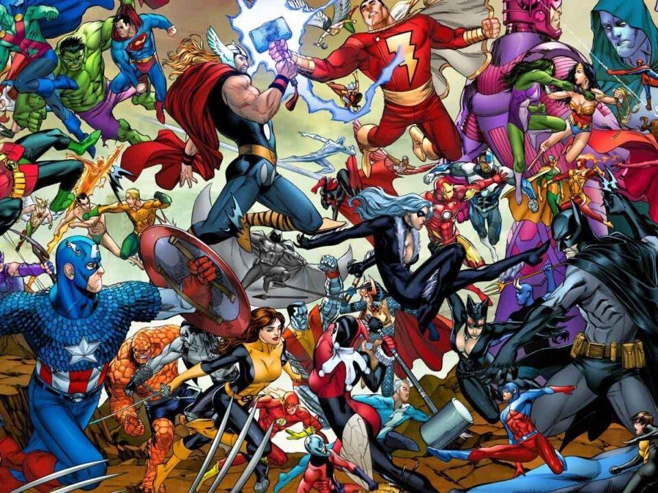Marvel vs DC Comics ¿Qué Slots son más populares?