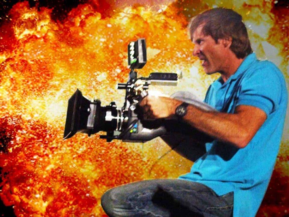 Michael Bay comparte un brutal video de una explosión en su nueva película
