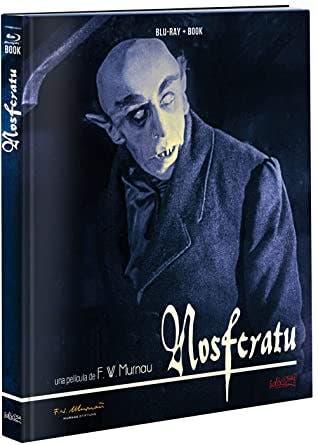 Nosferatu Blu-Ray Digibook