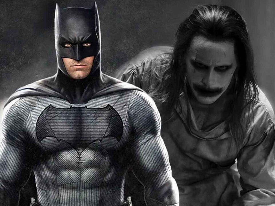 Secretos de la escena entre Batman y Joker de Liga de la Justicia