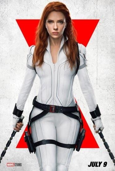 Black Widow anuncia su fecha de estreno con un nuevo póster