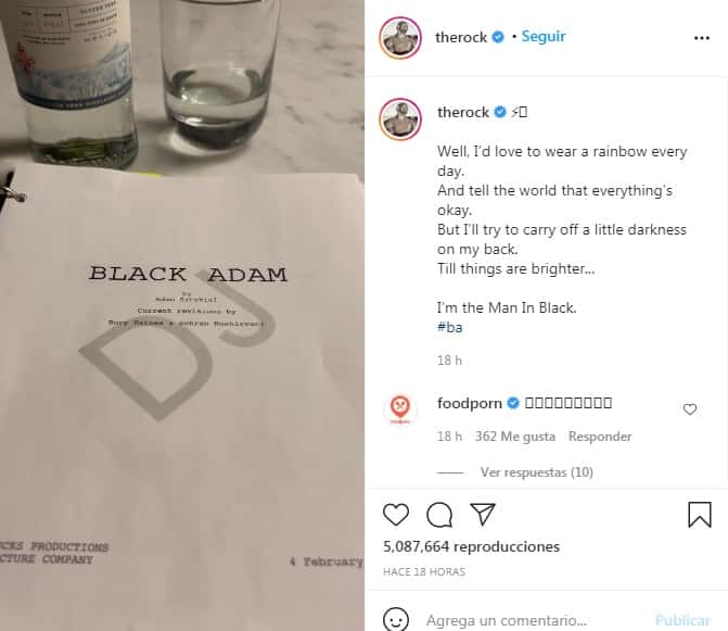 La película Adam Negro pronto llegara a la pantalla del cine