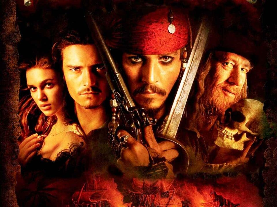 Todo el mundo pensaba que Piratas del Caribe iba a fracasar