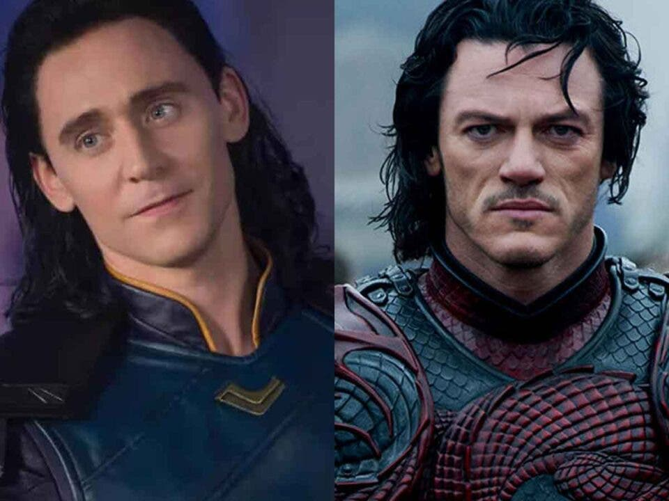 Tom Hiddleston y Luke Evans casi interpretan a El Cuervo