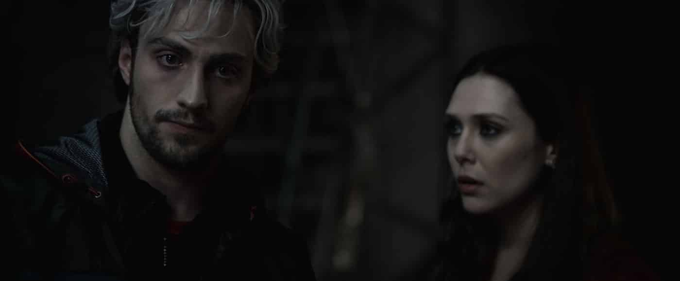Wanda y Pietro