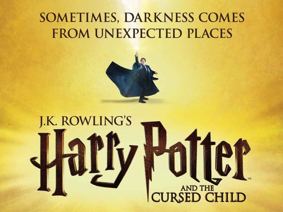 Harán la película de Harry Potter y el legado maldito
