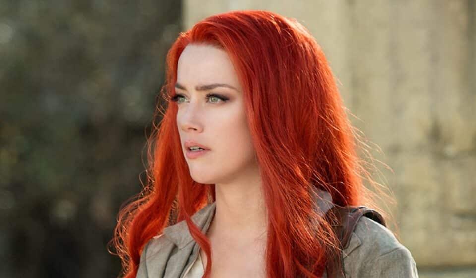 ¡Se desmintió el rumor!: Amber Heard sigue en Aquaman 2