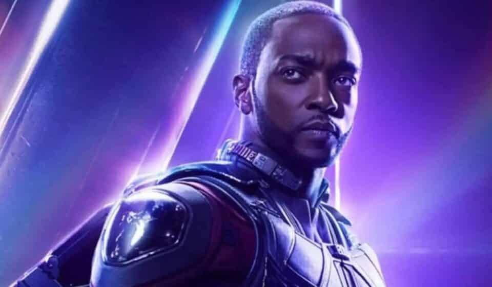 Así se enteró Anthony Mackie que iba a heredar el escudo de Capitán América