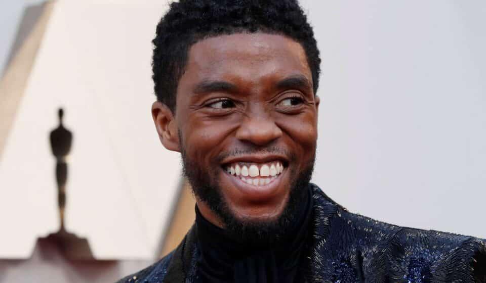 Chadwick Boseman ganó el Globo de Oro póstumo